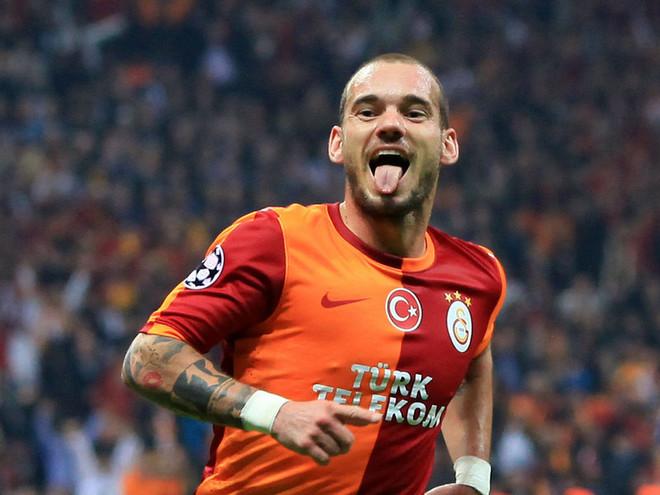 Sampdoria ideale për Sneijderin
