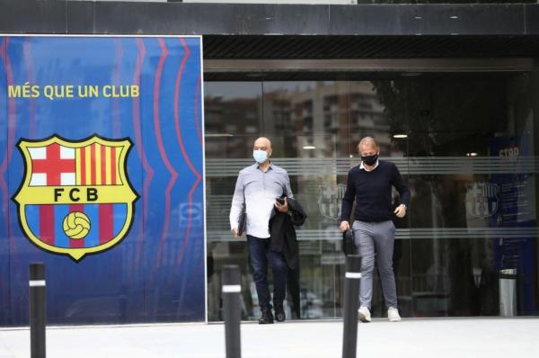 Agjenti i Wijnaldumit takohet me Barçën - pritet konfirmimi i transferit