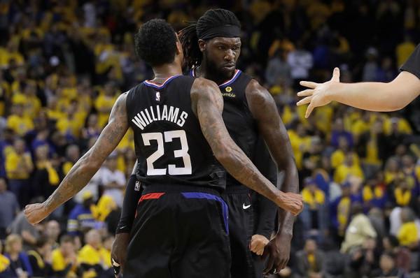Clippers në histori të NBA-së, barazohet seria