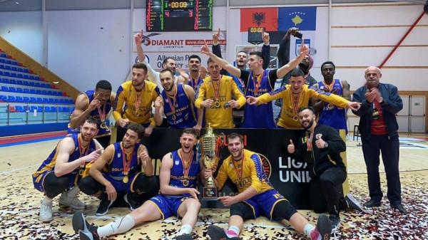 Golden Eagle Ylli, kampioni i parë dhe historik i Ligës Unike