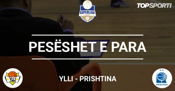 Ylli-Prishtina, 5-shet startuese