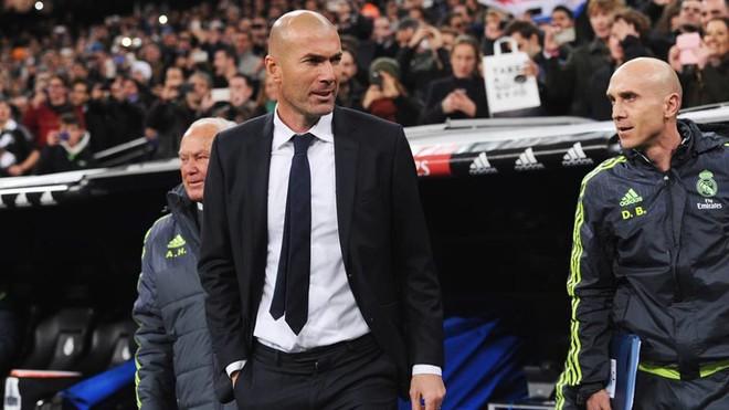 Zidane, trajneri i vitit 2017