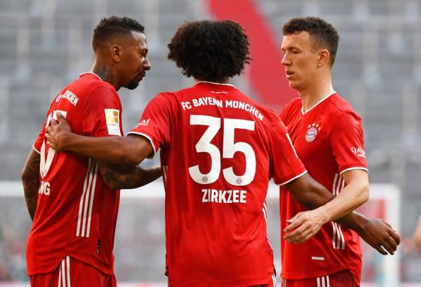 Bayerni drejt titullit, siguron Ligën e Kampionëve