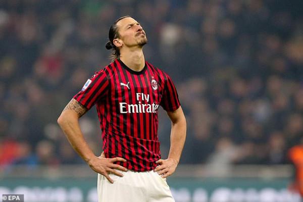 Suspendohet dhe gjobitet Zlatan Ibrahimovic