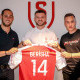 Reims zyrtarizon Valon Berishën si përforcim të ri të skuadrës
