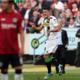 Xhaka shënon, Borussia fiton