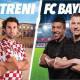 Kozniku me Kroacinë, ndaj legjendave të Bayernit