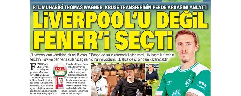 max kruse newspaper