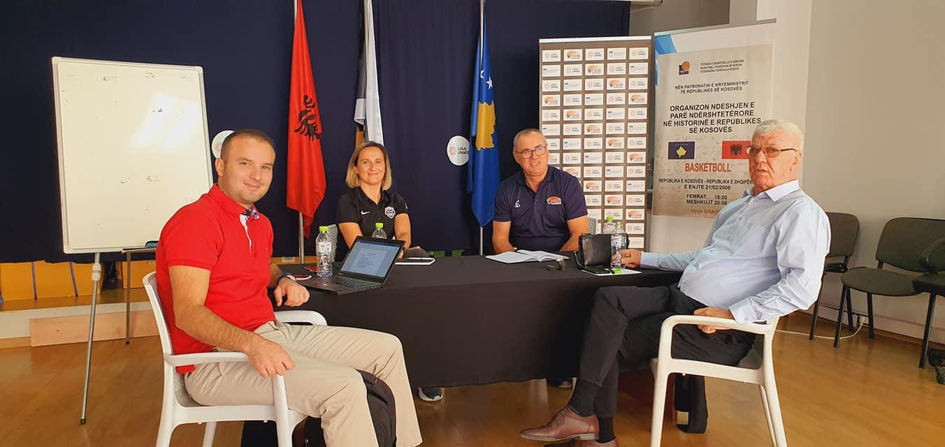 Liga Unike Board Meeting