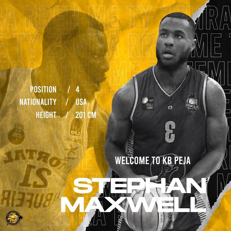 Steph Maxwell