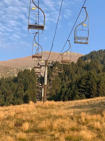 ski shteg