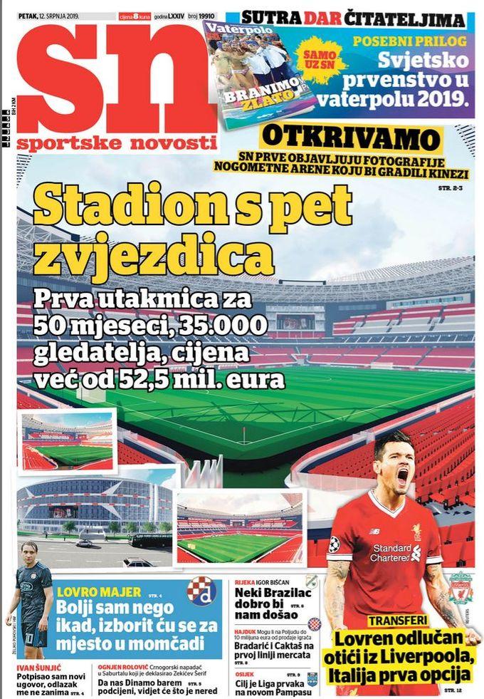Sportske Novosti, Jutarnji List