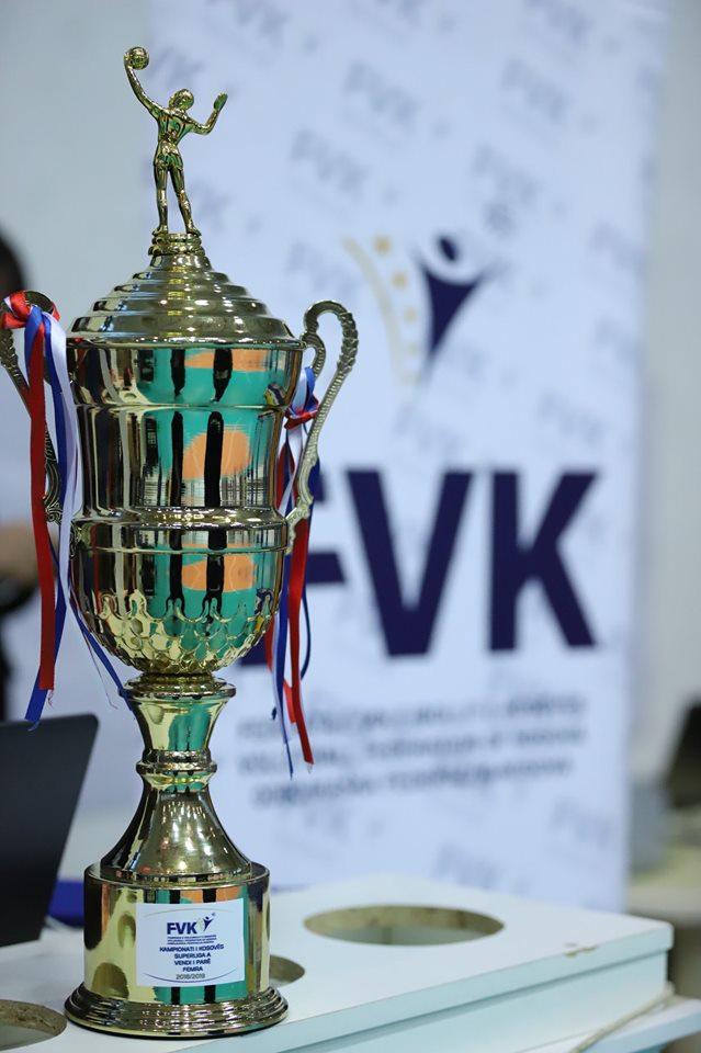 KV Drita girls trophy